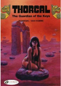 [Thorgal: Volume 9: The Guardian Of The Keys (Product Image)]