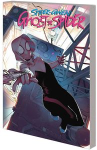 [Spider-Gwen: Ghost-Spider: Volume 2: Impossible Year (Product Image)]
