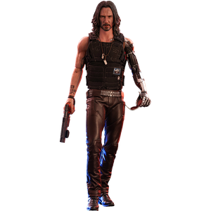 [Cyberpunk 2077: Hot Toys Action Figure: Johnny Silverhand (Product Image)]