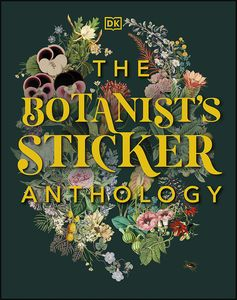 [The Botanist's Sticker Anthology (Hardcover) (Product Image)]