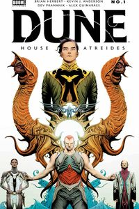 [Dune House Atreides #1 (Cover A Lee) (Product Image)]