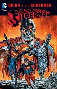 [Superman: Reign Of The Supermen (Product Image)]