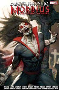 [Marvel Platinum: The Definitive Morbius: The Living Vampire (Product Image)]