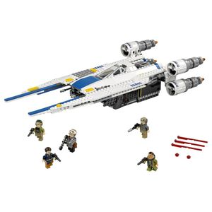 [Rogue One: A Star Wars Story: Lego: Rebel U-Wing Fighter (Product Image)]