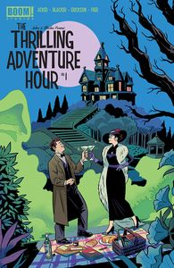 [Thrilling Adventure Hour #1 (Subscription Bustos Variant) (Product Image)]