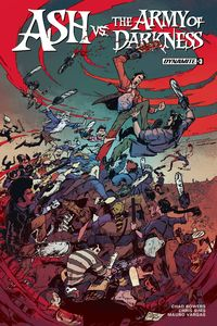 [Ash Vs Army Of Darkness #3 (Cover B Vargas) (Product Image)]