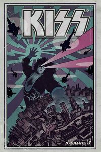 [Kiss #7 (Cover B Wilson) (Product Image)]