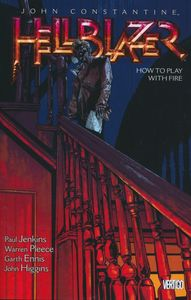 [John Constantine: Hellblazer: Volume 12: How To Play With Fire (Product Image)]