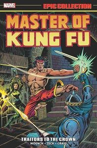 [Master Of Kung Fu: Epic Collection: Traitors To The Crown (Product Image)]