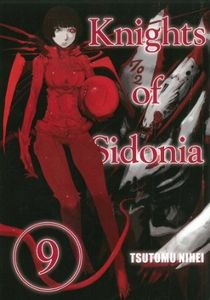 [Knights Of Sidonia: Volume 9 (Product Image)]