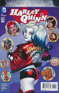 [Harley Quinn #26 (Product Image)]