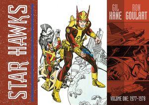 [Star Hawks: Volume 1 (Hardcover) (Product Image)]