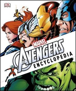 [Marvel's The Avengers Encyclopedia (Hardcover) (Product Image)]