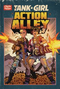 [Tank Girl: Action Alley #3 (Cover A Parson) (Product Image)]