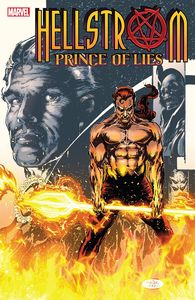 [Hellstrom: Prince Of Lies (Product Image)]