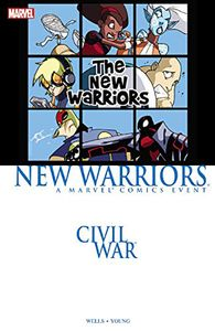 [Civil War Prelude: New Warriors (Product Image)]