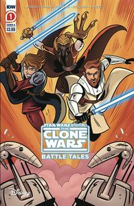 [Star Wars Adventure: Clone Wars #1 (2nd Printing) (Product Image)]