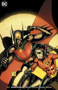 [Batman Beyond #20 (Variant Edition) (Product Image)]