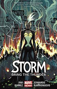 [Storm: Volume 2: Bring The Thunder (Product Image)]