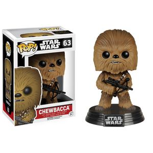 [Star Wars: The Force Awakens: Pop! Vinyl Figures: Chewbacca (Product Image)]