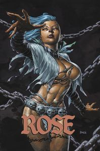 [Rose #6 (Cover B Finch) (Product Image)]