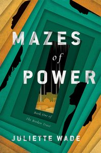 [Mazes Of Power (Hardcover) (Product Image)]