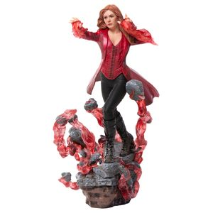[Avengers: Endgame: Art Scale Statue: Scarlet Witch (Product Image)]