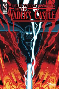 [Star Wars Adventures: Ghosts Of Vaders Castle #5 (Cover B Charm (C:) (Product Image)]