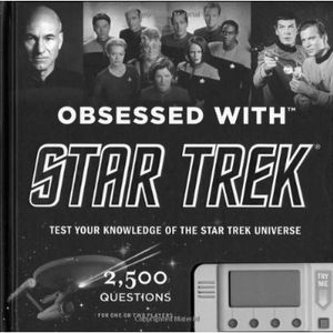 [Obsessed With Star Trek (Hardcover) (Product Image)]