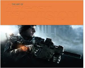 [The Art Of Tom Clancy's The Division (Limited Edition - Hardcover) (Product Image)]