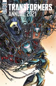 [Transformers: Annual 2021 (Alex Milne Cover) (Product Image)]