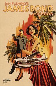 [James Bond: Himeros #1 (Cover A Francavilla) (Product Image)]