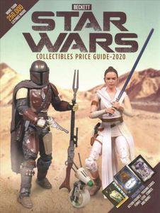 [Beckett Star Wars Collectibles #4 (2019/20 Edition) (Product Image)]
