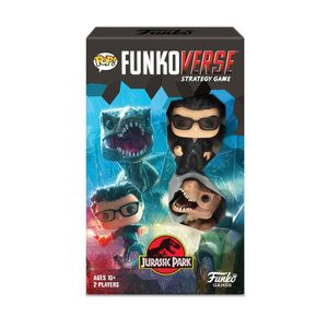 [Funkoverse: Jurassic Park: Strategy Game: Expandalone Set (Product Image)]