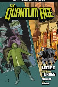 [Quantum Age: From World Of Black Hammer: Volume 1 (Product Image)]