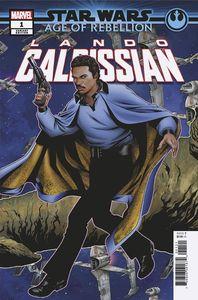 [Star Wars: Age Of Rebellion: Lando Calrissian #1 (Mckone Puzzle Pc Variant) (Product Image)]