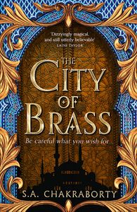 [The City Of Brass (Product Image)]