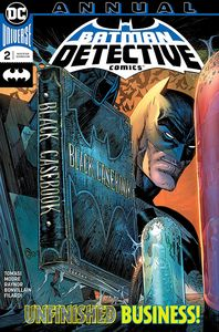 [Detective Comics: Annual #2 (Product Image)]