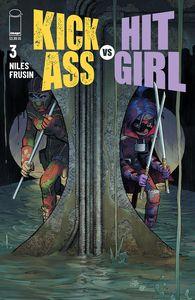 [Kick-Ass Vs Hit-Girl #3 (Cover A Romita Jr) (Product Image)]