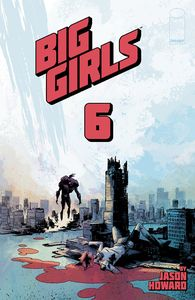 [Big Girls #6 (Cover A Howard) (Product Image)]