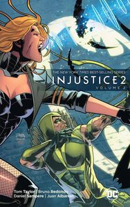 [Injustice 2: Volume 2 (Hardcover) (Product Image)]