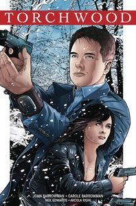 [Torchwood: The Culling #4 (Cover A Navarro) (Product Image)]