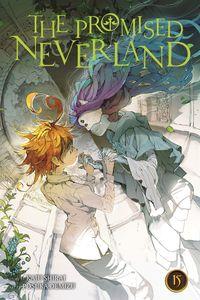 [Promised Neverland: Volume 15 (Product Image)]
