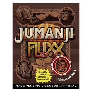 [Jumanji Fluxx: Specialty Edition (Product Image)]