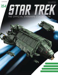 [Star Trek Starships #154: Klingon Rebel Transport (Product Image)]