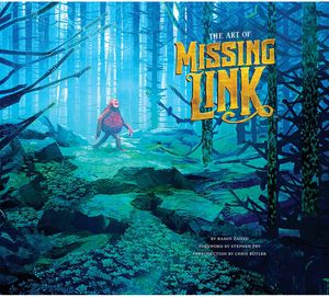 [The Art Of Missing Link (Hardcover) (Product Image)]