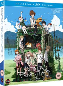 [Digimon Adventure Tri: The Movie Part 1 (Collector's Edition Blu-Ray) (Product Image)]