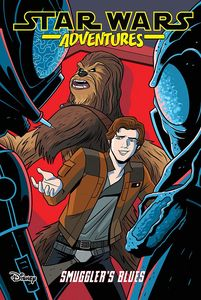 [Star Wars Adventures: Volume 4: Smugglers Blues (Product Image)]