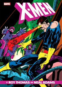 [X-Men: By Roy Thomas & Neal Adams (Hardcover Gallery Edition) (Product Image)]