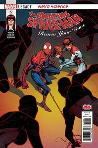 [Amazing Spider-Man: Renew Your Vows #22 (Product Image)]